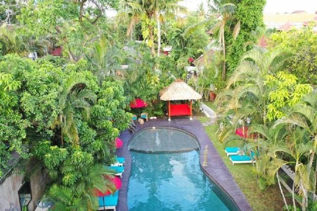 at Seminyak 1BR privat Pool