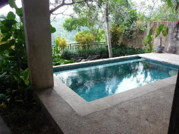 Plunge Pool 1BR and Breakfst atUbud