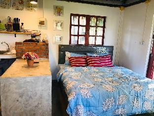 [ノンファイ]一軒家(30m2)| 1ベッドルーム/1バスルーム Baan Suan Somtha Farm Stay