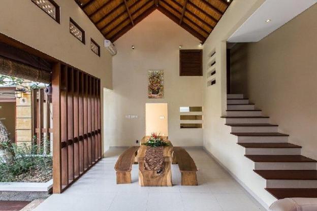 Canggu - Peaceful 3 Bedrooms, 5 Min Walk to Beach