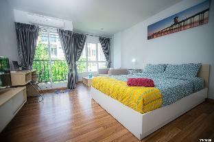 [バンプー]一軒家(25m2)  1ベッドルーム/1バスルーム Miami condo bangpu
