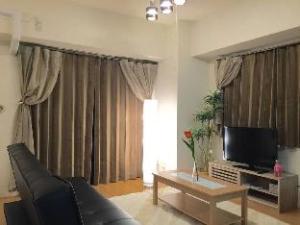 AK Big Stylish Apartment 7F in Namba Area