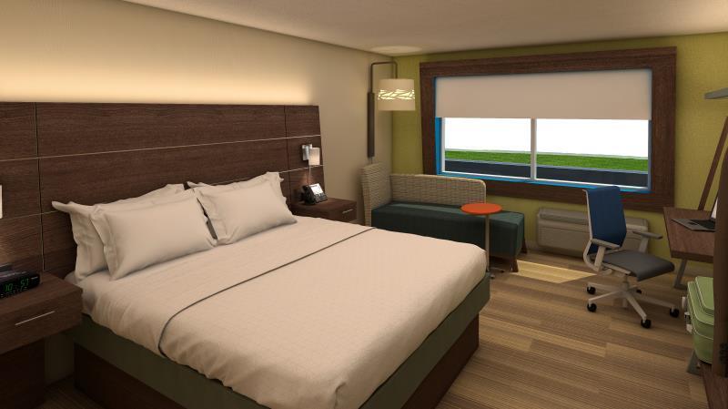 Holiday Inn Express & Suites McKinney   Craig Ranch