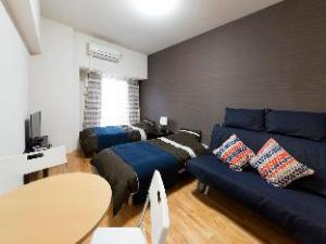 VT 3 Bedroom Apartment in Namba No28