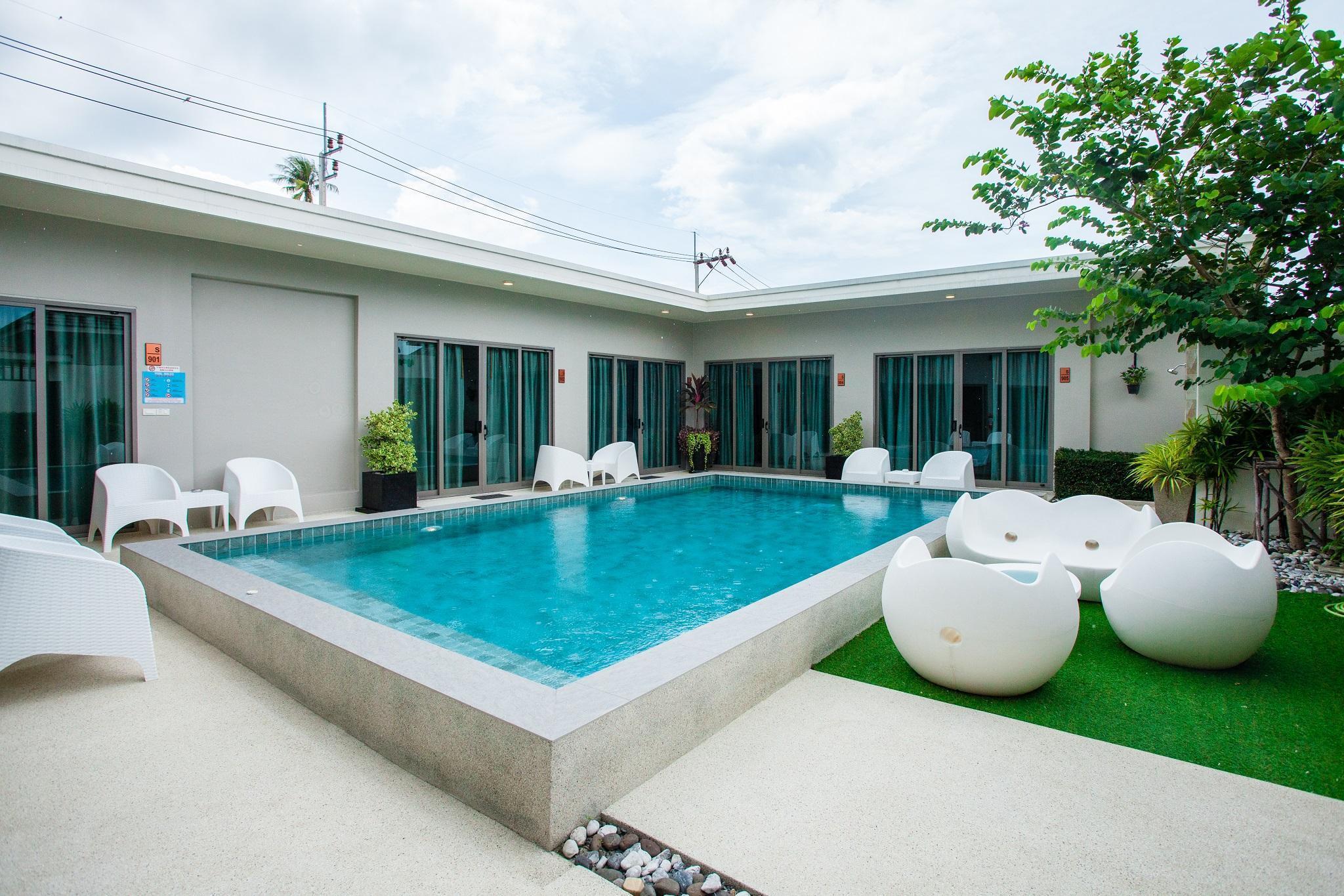 Areeca Pool Villa อริคา พูล วิลลา
