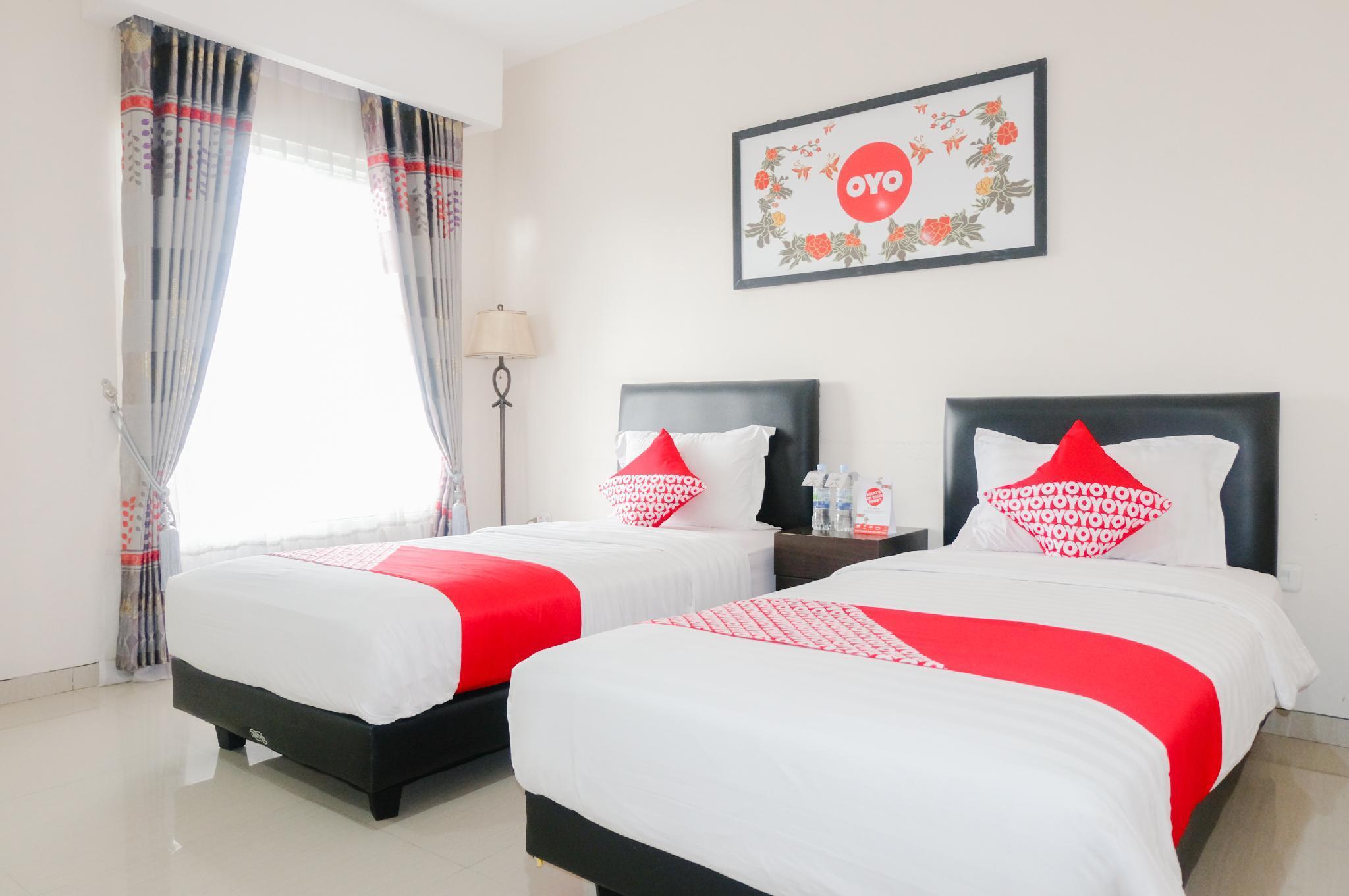 OYO 696 Hasanah Guest House Syariah De Saphire