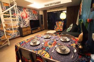 [ナクルア]アパートメント(210m2)| 3ベッドルーム/2バスルーム [100m by the sea] Thai style apartment in Pattaya