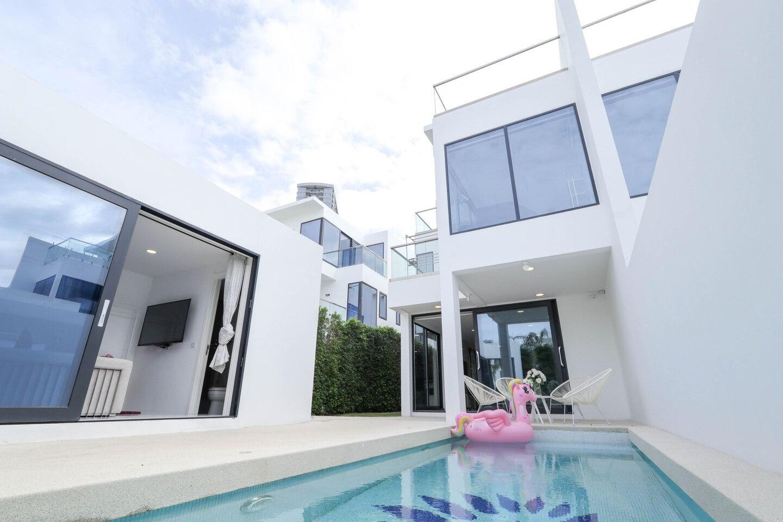 New 7 bedrooms  Double Pool BBQ Villa in Pattaya วิลลา 7 ห้องนอน 7 ห้องน้ำส่วนตัว ขนาด 500 ตร.ม. – เขาพระตำหนัก