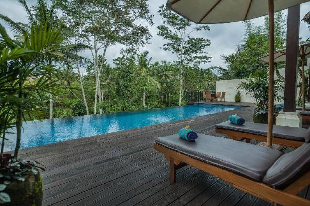 Stunning 6BR Infinity Pool with Air Fresh Jungle