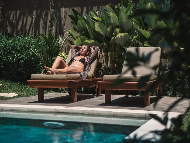 The Perfect Suite Honeymoon Pool Villa at Ubud