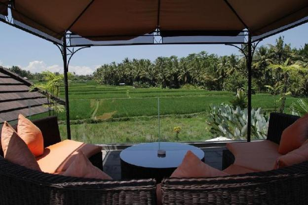 Rice Field View 1BR at Ubud