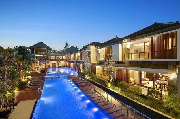 Luxury 1BR Villa- B'fast aT Ubud
