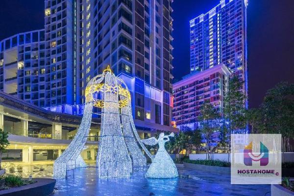 Eat Sleep Wander@I-City CNN Most Colorful Place Shah Alam