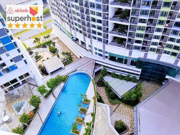 Avant-guarde Modern Apartment w Streaming box Shah Alam