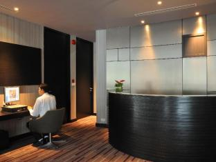 Best Western Premier Amaranth Suvarnabhumi Airport Bangkok - Business Center