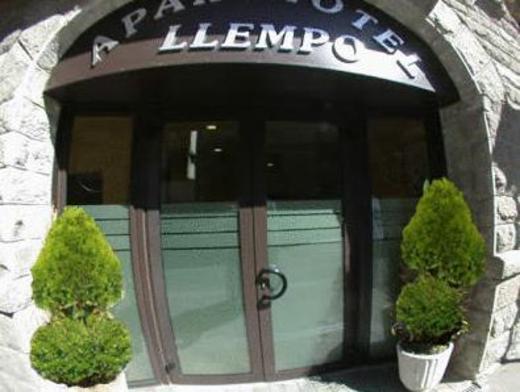 Aparthotel Llempo