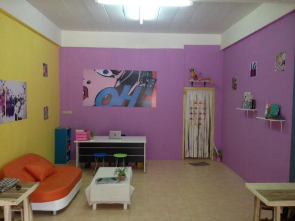Pop Art Hostel Samui Koh Samui