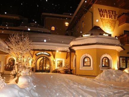 Hotel And Restaurant Wastlwirt