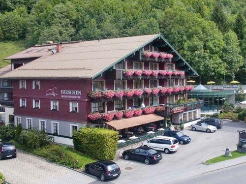 Hirschen Wohlfuhlhotel