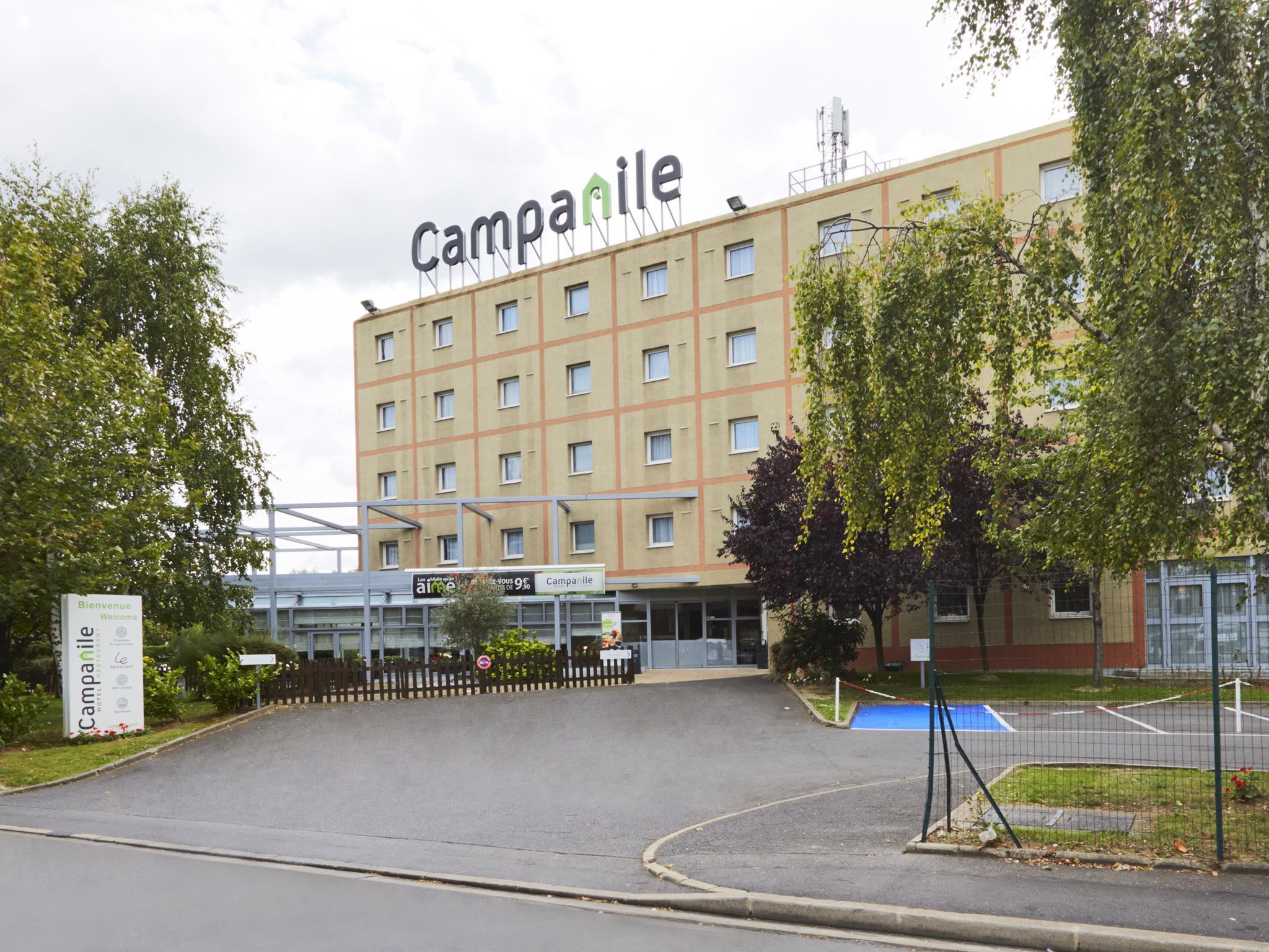 Campanile Hotel Argenteuil