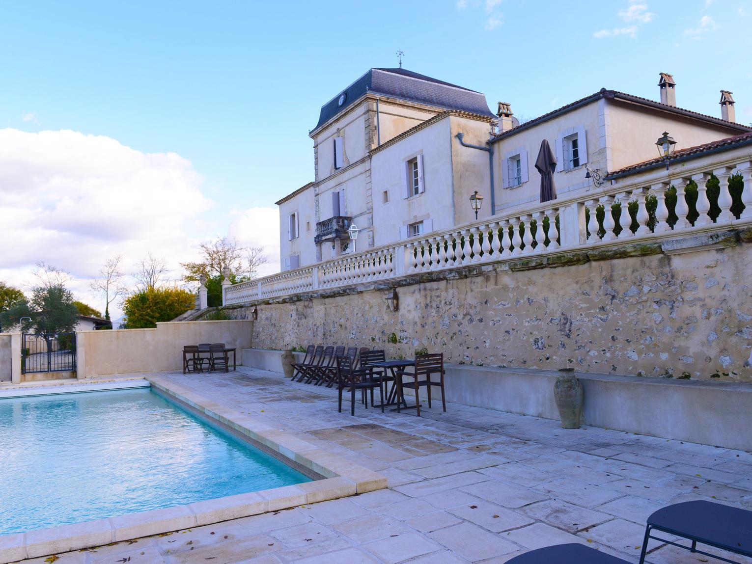Chateau De Lantic Hotel