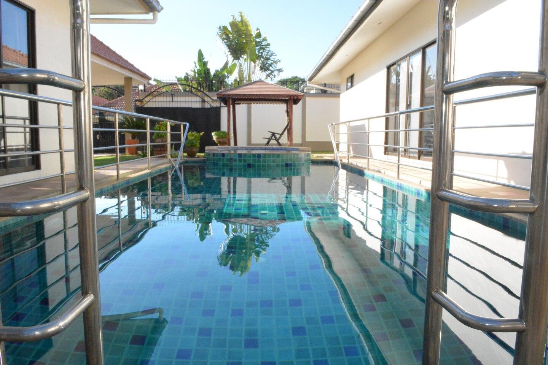 4 Bd Venice Pratumnak 250 m beach วิลลา 4 ห้องนอน 4 ห้องน้ำส่วนตัว ขนาด 200 ตร.ม. – เขาพระตำหนัก