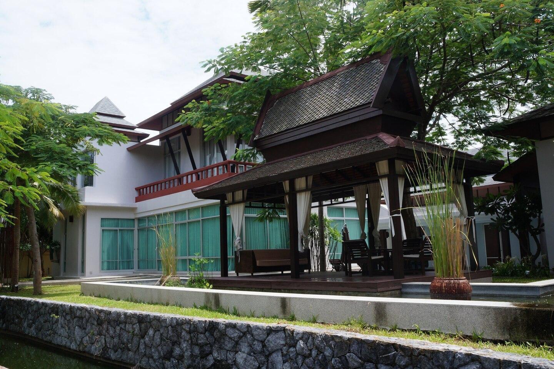 5 Bd Palace in Pattaya บ้านเดี่ยว 5 ห้องนอน 4 ห้องน้ำส่วนตัว ขนาด 200 ตร.ม. – เขาตาโล