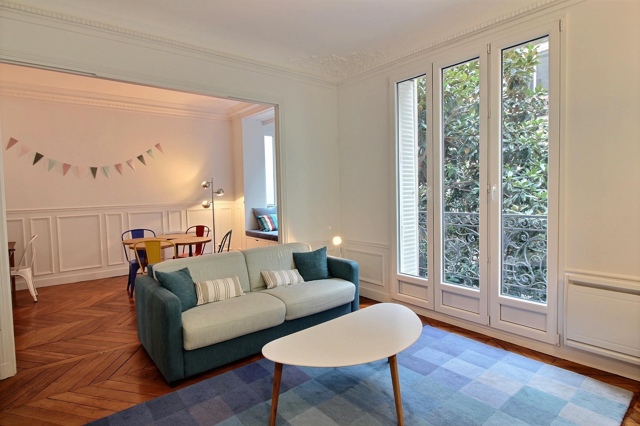 118099 - One bedroom near Sacre Coeur