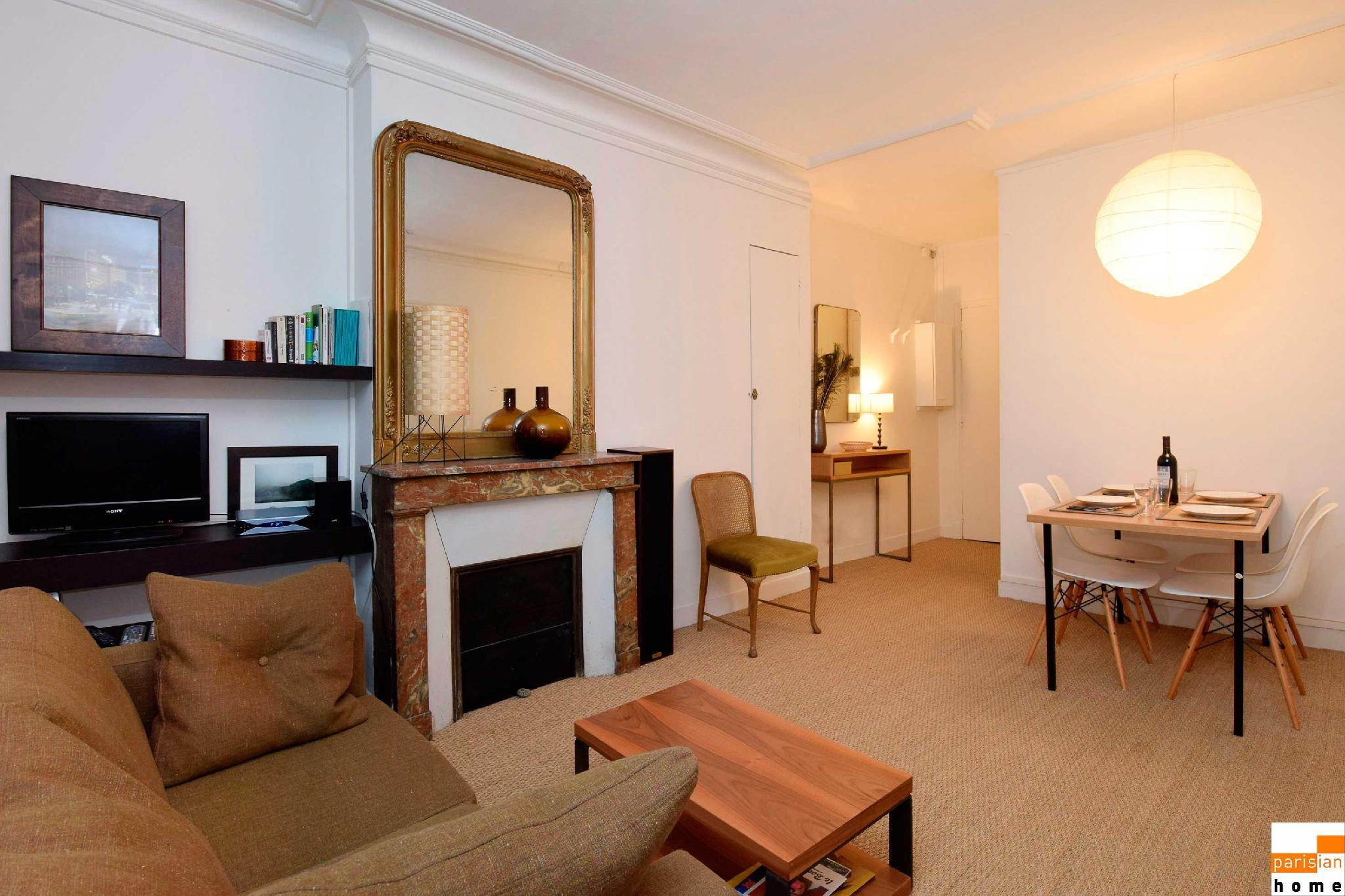 109175 - Lovely apartment for 3 people at the feet of Montmartre.