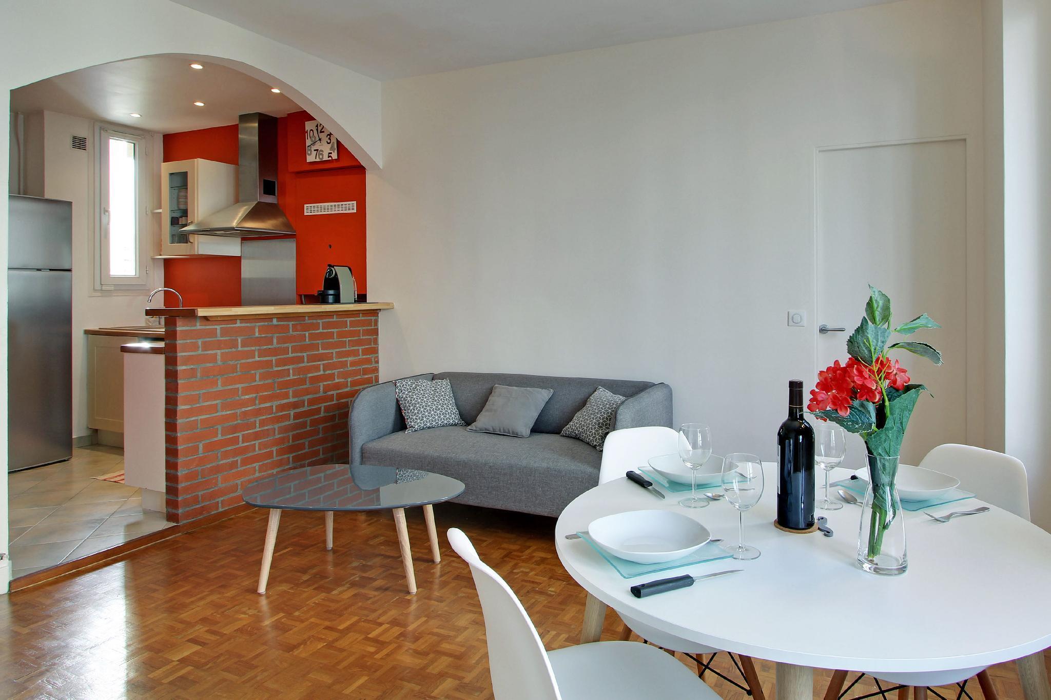 292024 - Agréable appartement 3 pièces