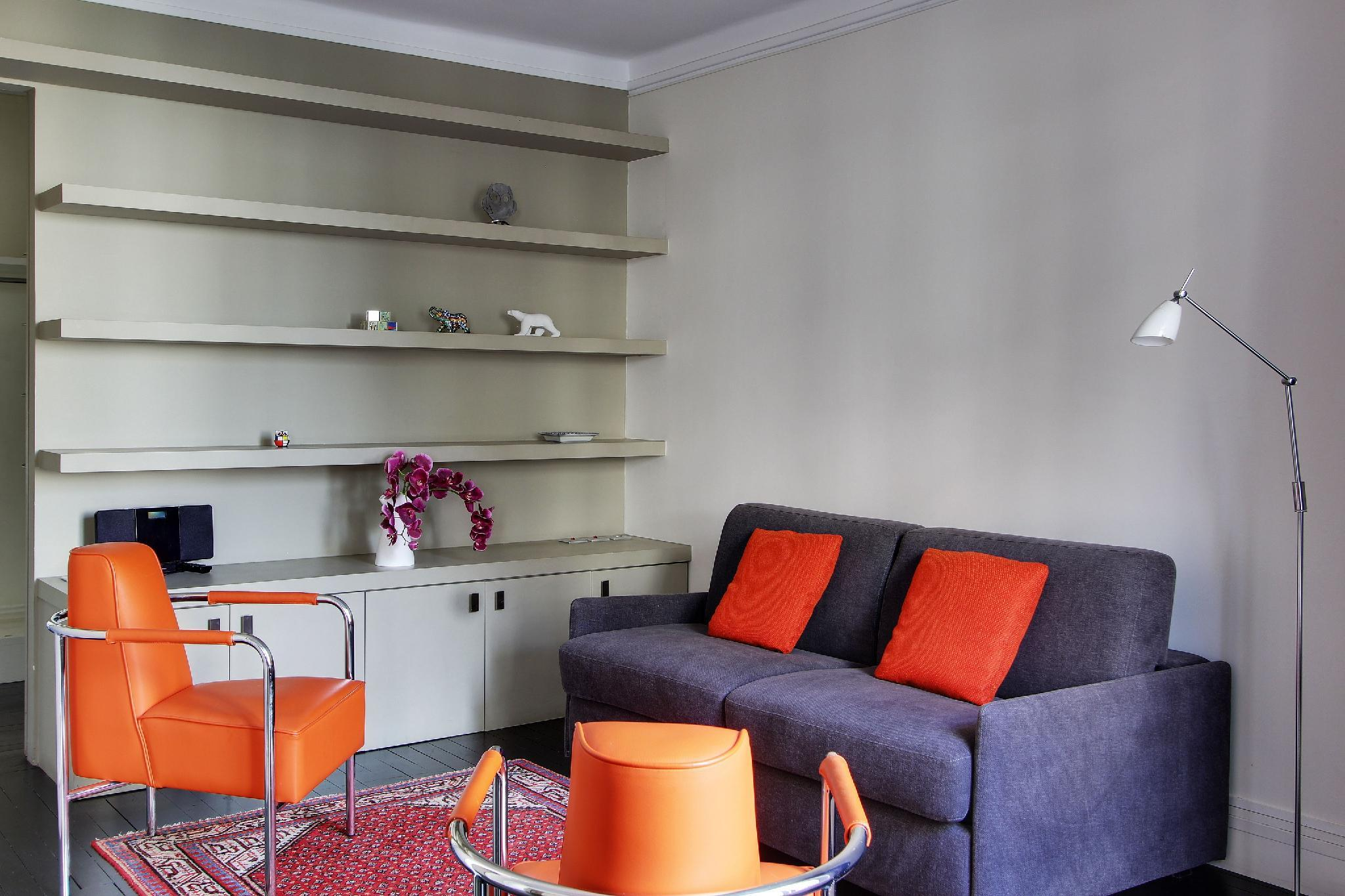 116131 - Lovely apartment for 4 people near the Trocadéro