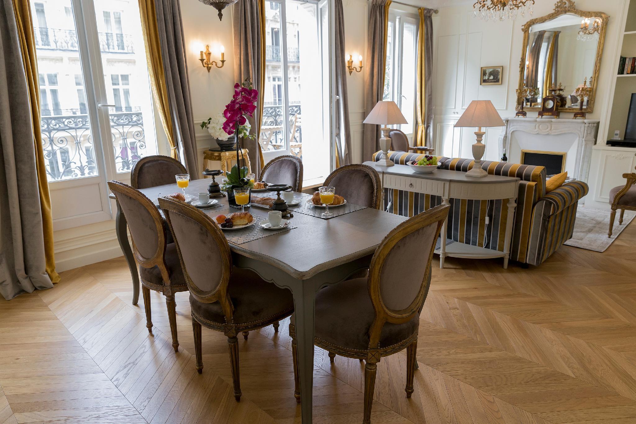 201453 - Appartement 4 personnes Châtelet - Les Halles