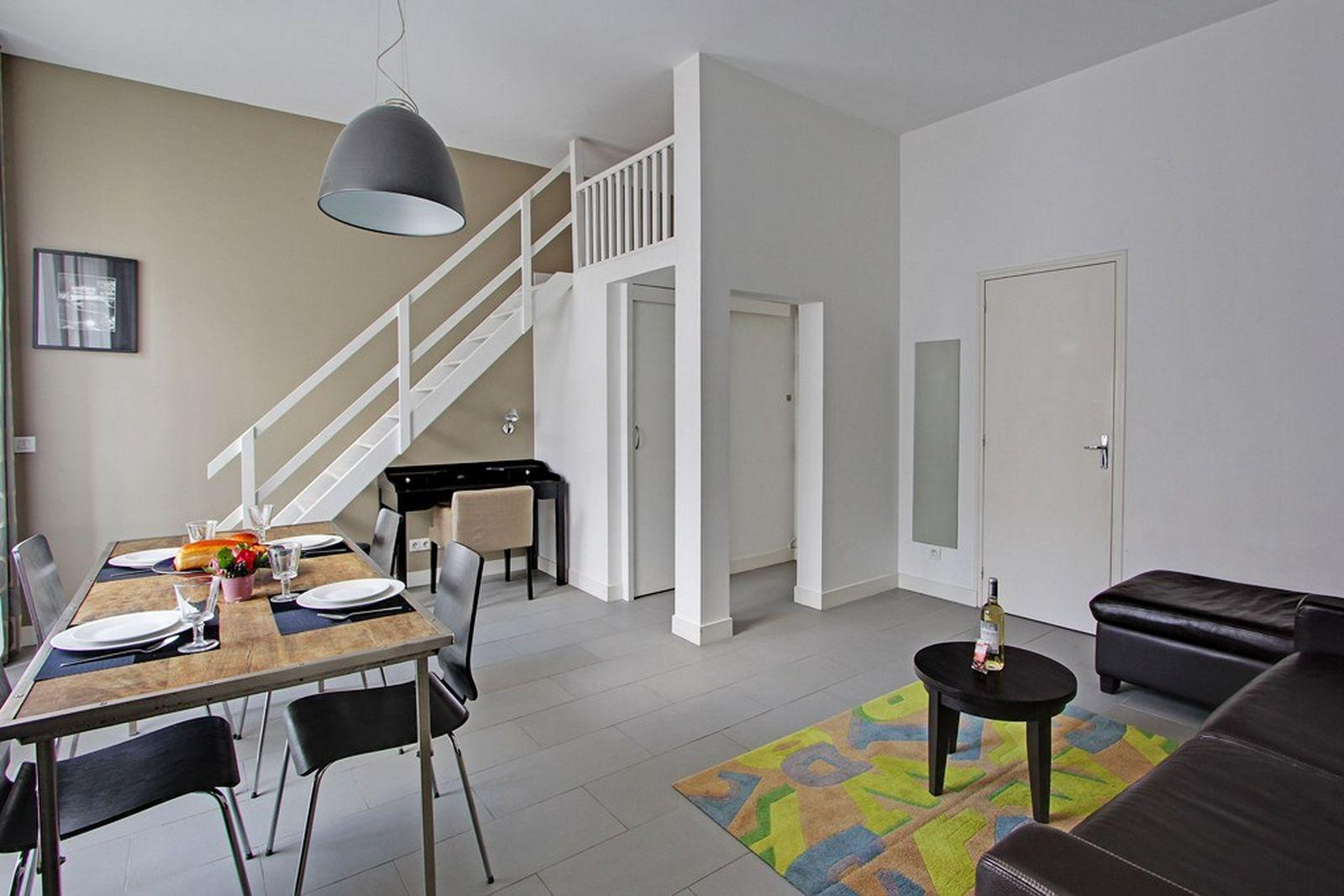 102911 - Cozy apartment for 5 people between the Grand Boulevard and Montorgueuil, metro Sentier