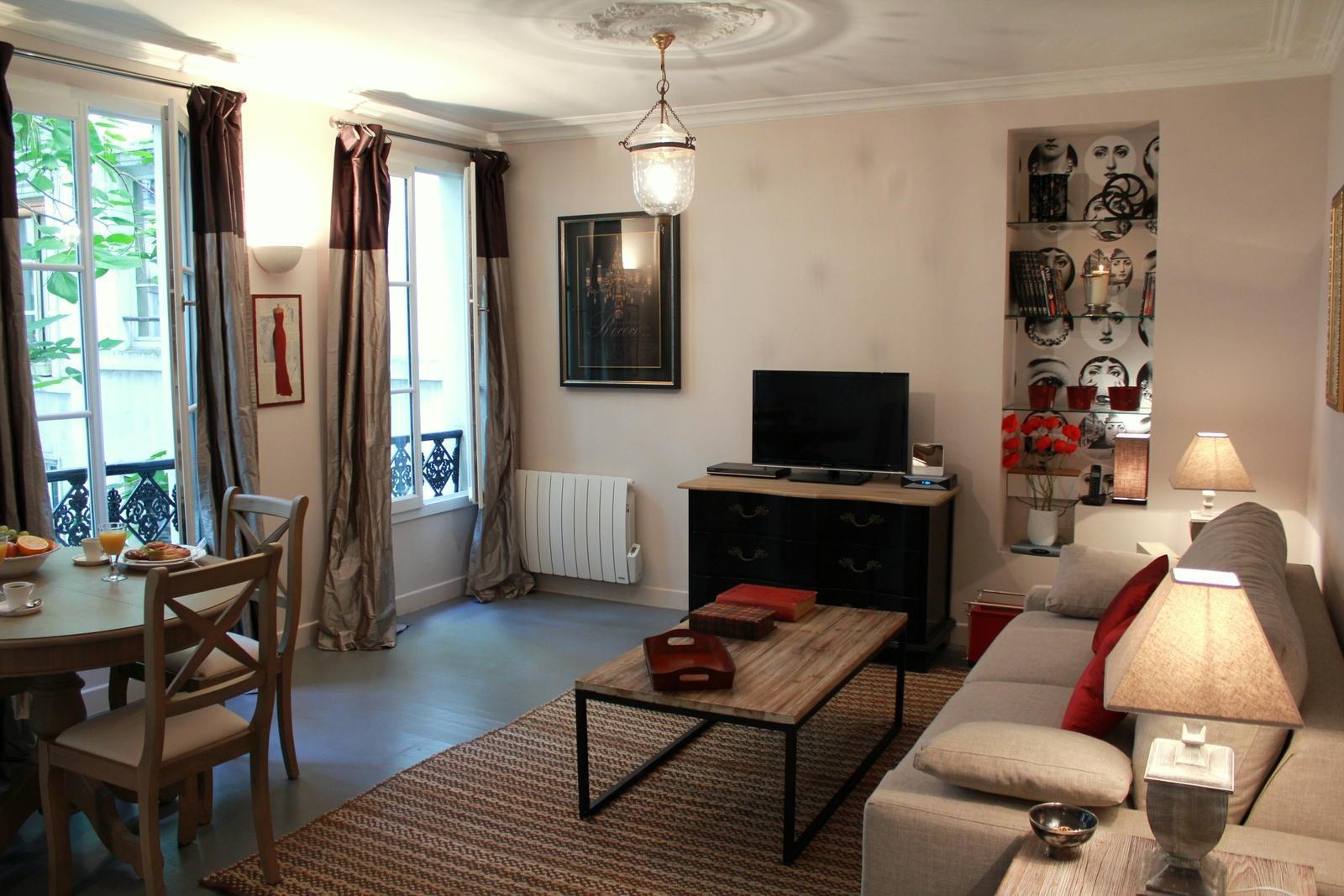 103487 - Appartement 4 personnes à Paris