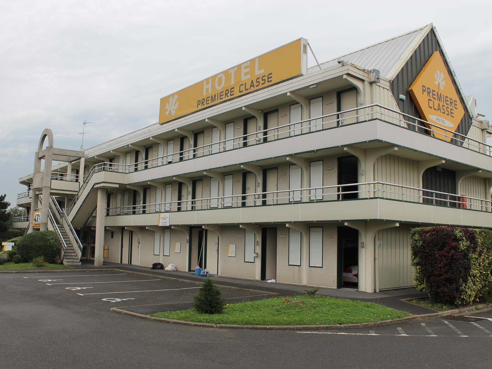 Hotel Premiere Classe Saint Ouen L'Aumone