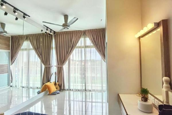 Palazio  Mount Austin AEON,IKEA. Free Wifi.Netflix Johor Bahru