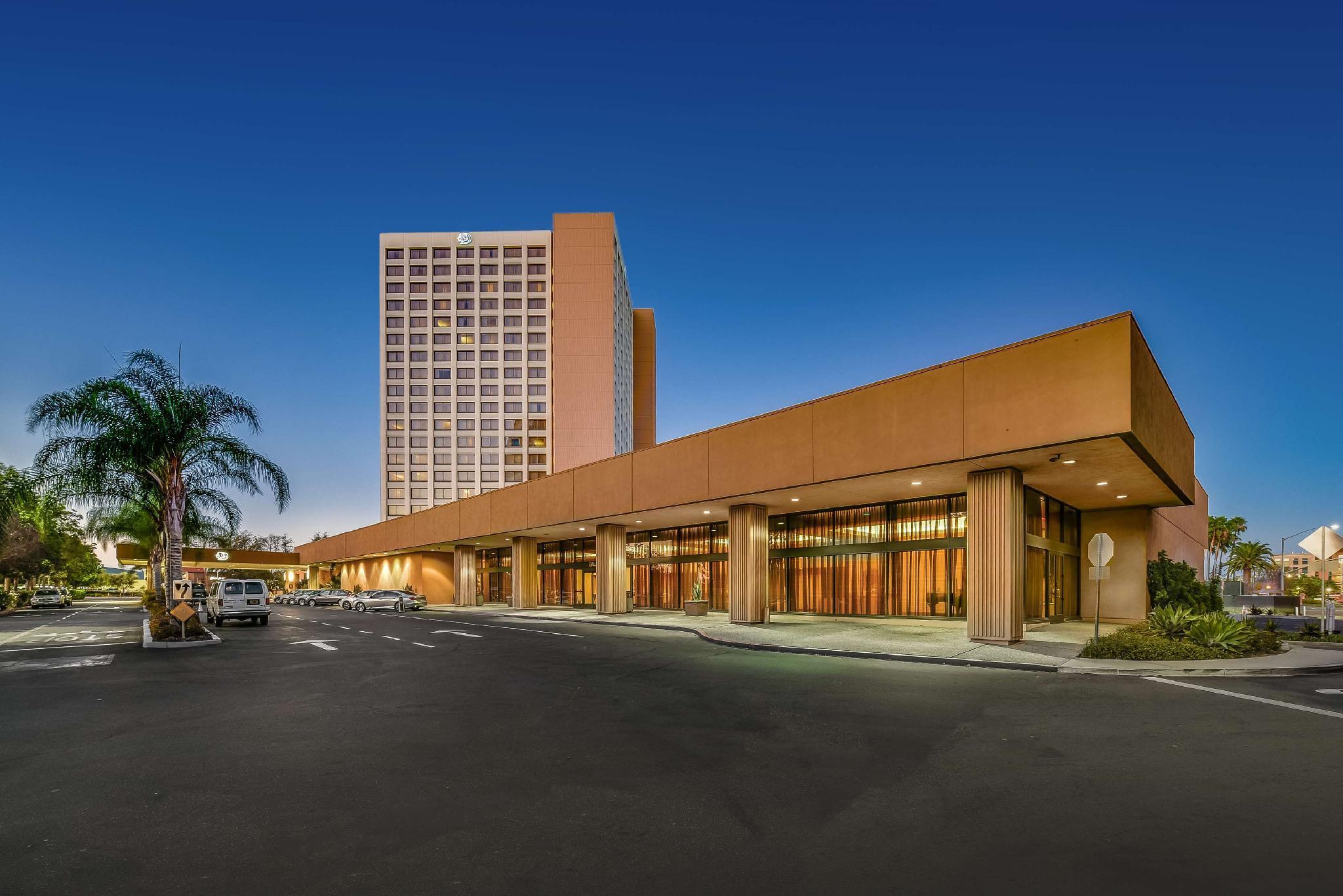 DoubleTree By Hilton Hotel Anaheim   Orange County