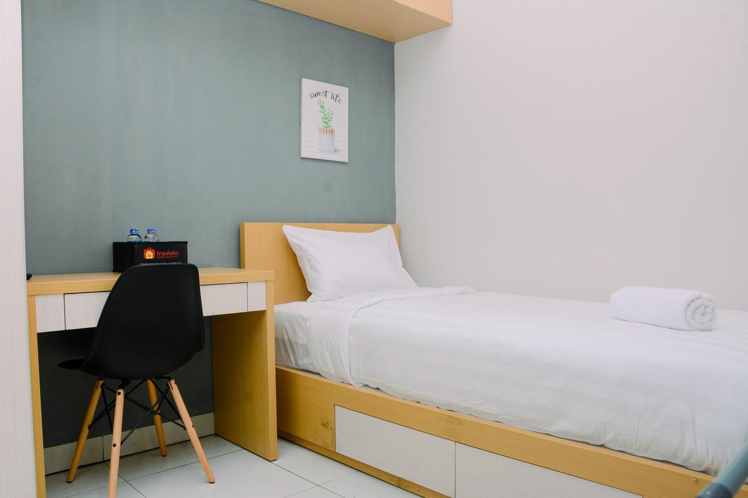 Stylish Room @ Guesthouse Galuh Mas By Travelio