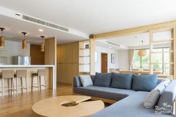 Perfect for family! 3 BR at Hua Hin w/Seaview Hua Hin