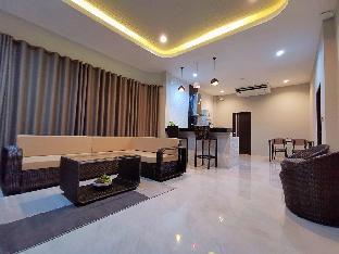 [バンサイタイ]ヴィラ(60m2)| 4ベッドルーム/4バスルーム The Apex private pool villa Krabi Connecting villa