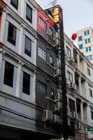 [チャトチャック]アパートメント(24m2)| 1ベッドルーム/1バスルーム BB wong sawang Room 2