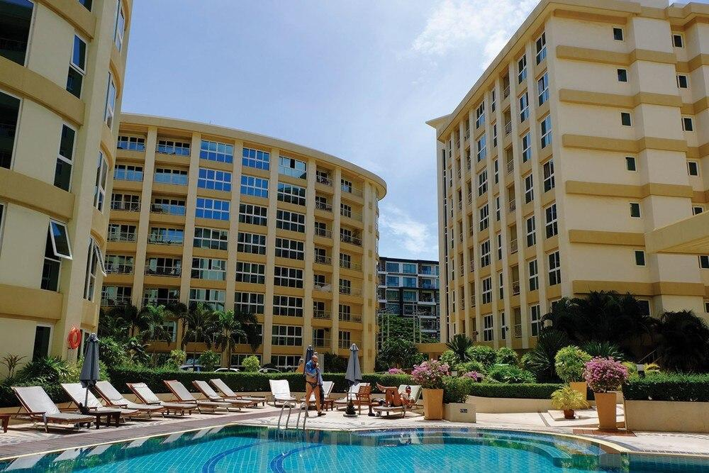 City Garden Central Pattaya Apartment Pattaya อพาร์ตเมนต์ 1 ห้องนอน 1 ห้องน้ำส่วนตัว ขนาด 45 ตร.ม. – พัทยากลาง