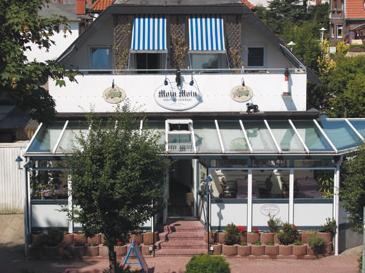 Hotel Hafen Busum