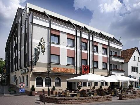 Adler Hotel And Restaurant Gro� Gerau