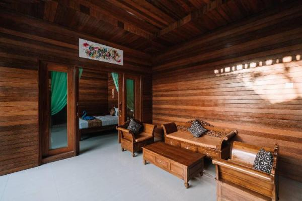D and B Lembongan Family Room Bali