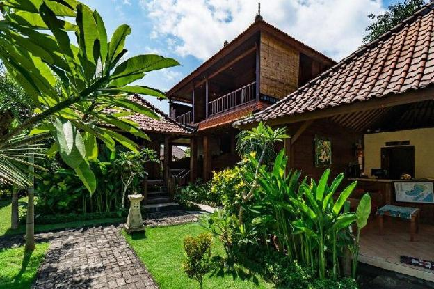 The Cozy Villa Lembongan (Hut Garden View)