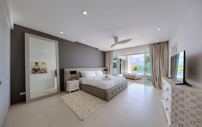 Luxury Sea View Pool Viila L @ uniQue บังกะโล 4 ห้องนอน 4 ห้องน้ำส่วนตัว ขนาด 120 ตร.ม. – เชิงมน