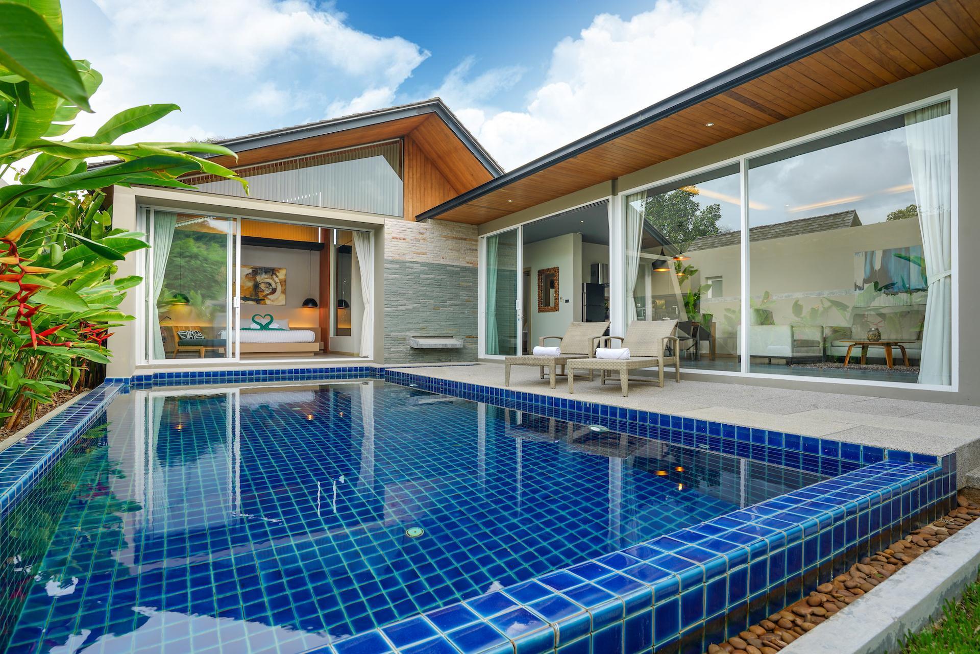 Ivana Sunpao Pool Villa With 3 Bedrooms - Layan