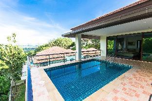 Expansive Sea View Pool Villa 4 With 5 Bedrooms วิลลา 5 ห้องนอน 5 ห้องน้ำส่วนตัว ขนาด 800 ตร.ม. – ฉลอง