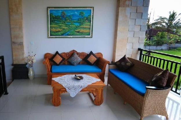 Private Villa 3BR Ubud